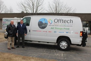 Offtech adds convenience