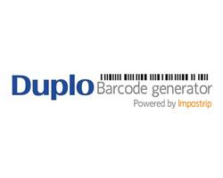 Duplo Barcode Generator