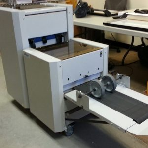 MBM Sprint 5000 Bookletmaker with Face Trimmer