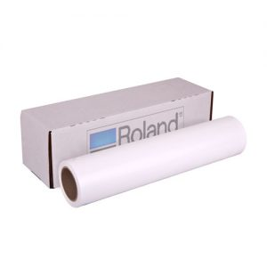 """Roland Clear Solvent Film, 48"""" x 66'"""