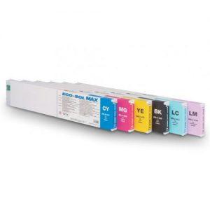 Roland Eco-Sol MAX Ink, 220cc Cartridge, Cyan
