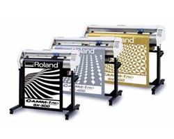 Roland GX PRO Vinyl Cutters